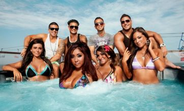 Jersey Shore cast banned from filming in Florence