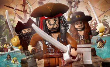 Lego Pirates Of The Caribbean: The Video Game review – jolly, Rodger?