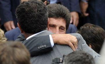 Seve Ballesteros funeral draws golf legends Monty, Faldo and Olazabal