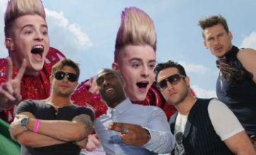 Blue v Jedward: A Eurovision Song Contest 2011 Celebrity Face Off
