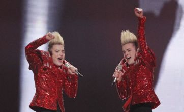 Jedward disappointed by Eurovision loss but Louis Walsh has 'big plans for their future'