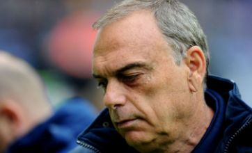 Avram Grant sacked as West Ham lose battle for survival