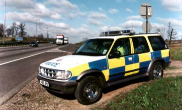 Nine-year-old boy caught drink-driving in Cumbria