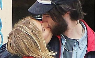 Sienna Miller gets loved up in Vienna with new man Tom Sturridge