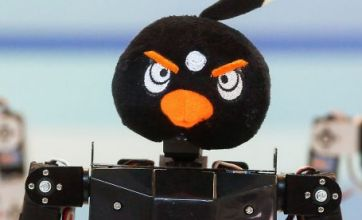Angry Birds transform into robots, pigs totally screwed
