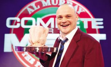 Al Murray's Compete For The Meat was a waste of a good title