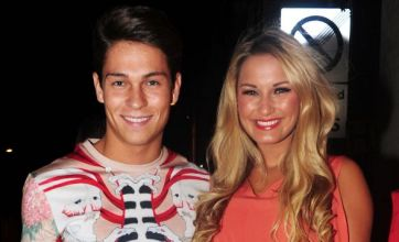 TOWIE's Sam Faiers: Joey Essex has practically moved in with me