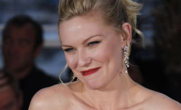 Kirsten Dunst named Cannes' best actress as Tree of Life wins top prize