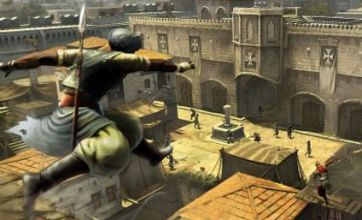 Assassin's Creed: Revelations locations named
