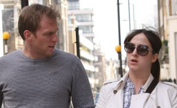 Natalie Cassidy's fiancé Adam Cottrell arrested after 'physical argument'