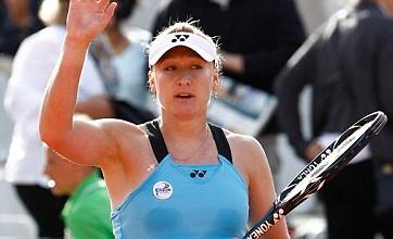 Elena Baltacha follows Heather Watson into French Open 2nd round