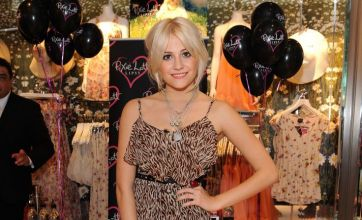 Pixie Lott launches new Lipsy clothing collection