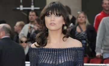 Daisy Lowe's see through dress at the Baftas: Dare to wear?
