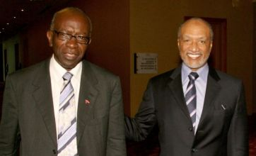 Fifa's Jack Warner and Mohamed Bin Hammam charged with bribery