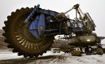 Introducing the world's biggest saw that can cut through mountains