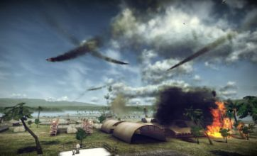 Birds Of Steel flight sim coming to Xbox and PS3