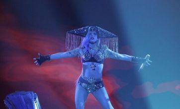 Lady Gaga and Beyonce hit American Idol as Scotty McCreery wins final