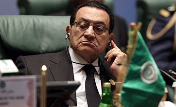 Hosni Mubarak gets £20m fine over internet cuts during Egypt uprising