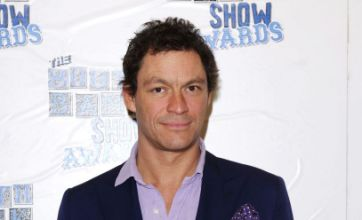 Dominic West: I drank Diet Coke and watched Star Trek with Eminem
