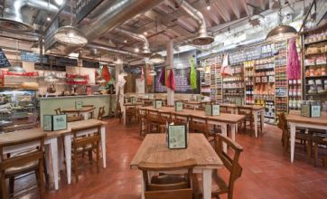 Bill's Cafe And Produce Store offers style over fab sustenance