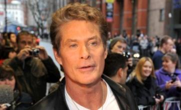 David Hasselhoff to play Captain Hook this Christmas in panto