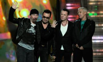 U2's Adam Clayton admits RedOne recording sessions didn't work