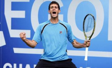 Andy Murray joined in Queen's semis by British number two James Ward