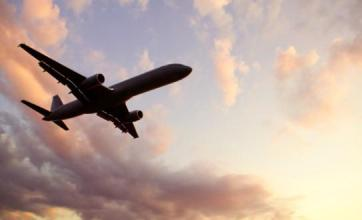 Britons involved in punch-up at 30,000 feet