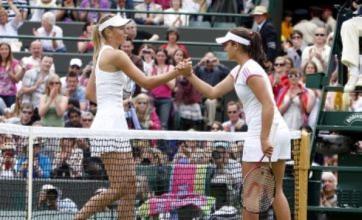 Wimbledon 2011: Laura Robson fans infuriated by Sharapova grunts