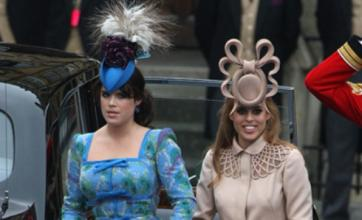 Princess Beatrice hires Emma Watson's stylist after fashion flops
