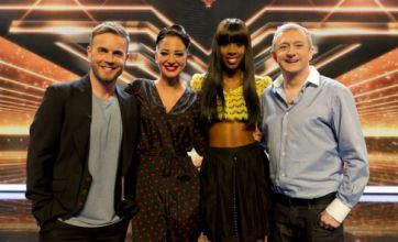X Factor auditions kick off in Birmingham as the new judges arrive