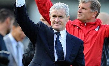 Mark Hughes quits Fulham manager's job as Aston Villa contract talks loom