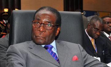 Zimbabwe police officer sent to prison for using Robert Mugabe's toilet