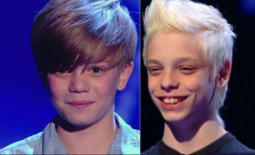 Ronan Parke v James Hobley: Britain's Got Talent Celebrity Face Off