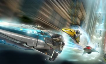 NGP backwards compatibility and wipEout 2048 confirmed