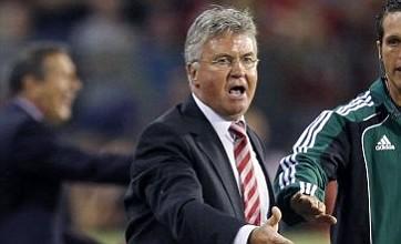 Guus Hiddink 'a week away from Chelsea job' as Turkey accept defeat