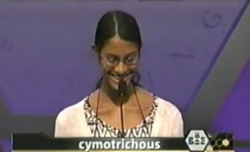 Judge uses Bon Jovi to explain 'cymotrichous' in spelling bee final