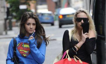 Brooke Vincent: I'll miss kissing Sacha Parkinson on Coronation Street