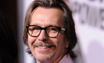 Gary Oldman: I'm not sad about the end of Harry Potter
