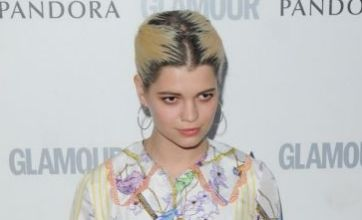 Pixie Geldof's kaftan: Dare to Wear
