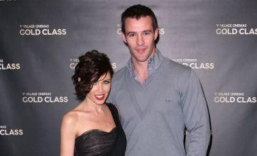 Dannii Minogue and Kris Smith defy split rumours at film premiere