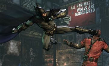 Batman: Arkham City E3 preview – the cat's meow