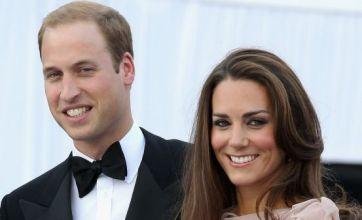 All eyes on stunning Kate Middleton as royal couple make society debut