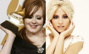 Adele v Pixie Lott: Celebrity Face Off