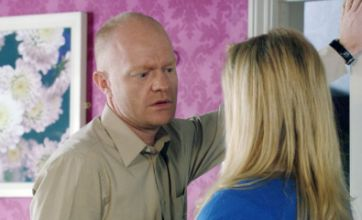 EastEnders: Michael Moon loses his cool with Roxy