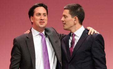 David Miliband 'waiting for brother Ed to fail' Labour Party as leader