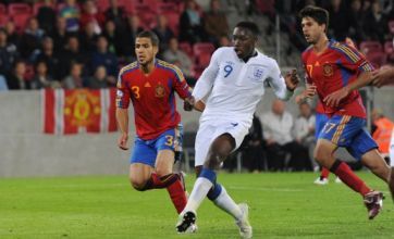 Danny Welbeck rescues England U21s as they scrape a draw against Spain