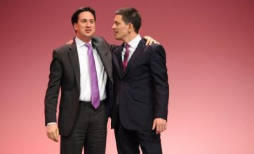 David Miliband calls for unity and backing for brother Ed Miliband