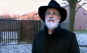 Terry Pratchett: Choosing To Die praised as 'powerful TV' on Twitter