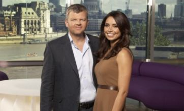 ITV 'cannot afford' to sack Daybreak's Christine Bleakley and Adrian Chiles
